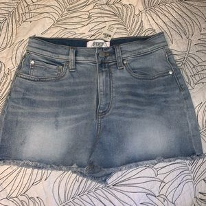 NWT high wasted cheeky shorts